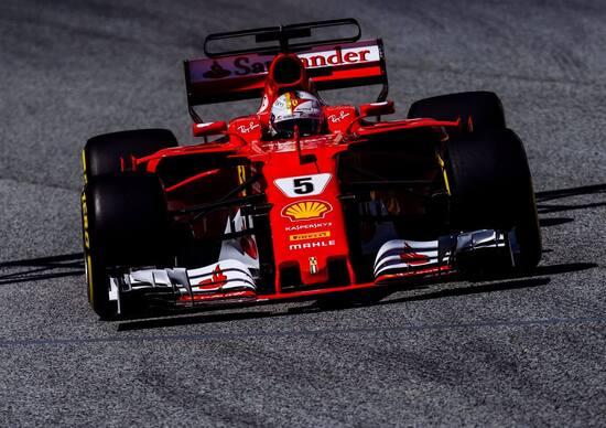 Ferrari 550 f1