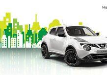 4000 € di ecobonus su Nissan Juke GPL