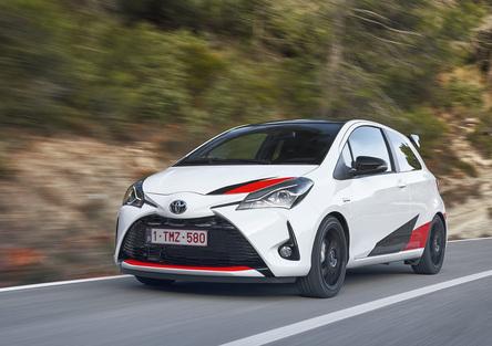 Toyota Yaris GRMN: rally-replica esclusiva, anche nella guida [Video]