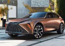 Detroit 2018: Lexus LF-1 Limitless