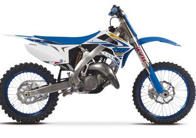 Tm Moto MX 125