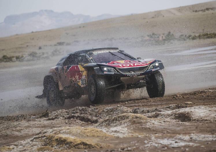 Dakar 2018. Live Day 10