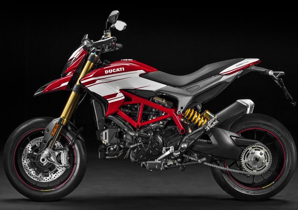 Ducati Hypermotard  Touring Seat
