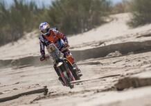 """Dakar 2018. L'incubo di Belen. Stravince """"Peter (Peugeot). Caos moto, Van Beveren ritirato"""