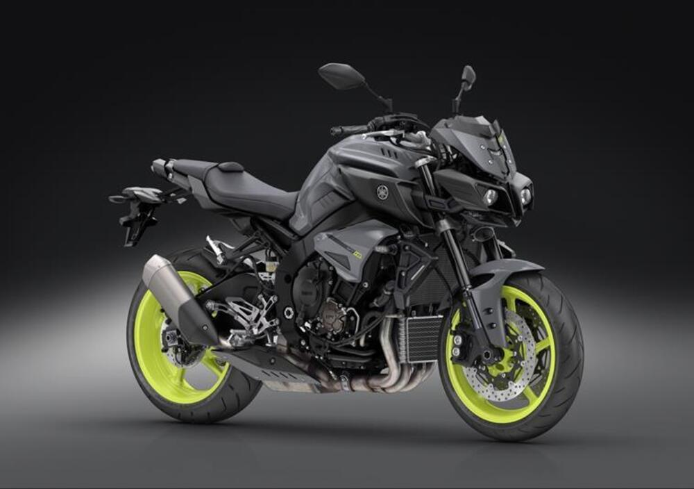 yamaha mt 10 abs 2016 17 prezzo e scheda tecnica. Black Bedroom Furniture Sets. Home Design Ideas