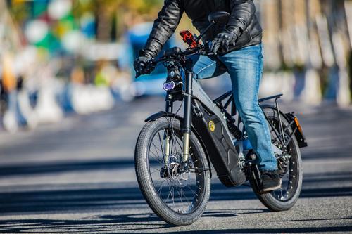 Bultaco Albèro. Mezza moto, mezza bici, totalmente divertente (8)