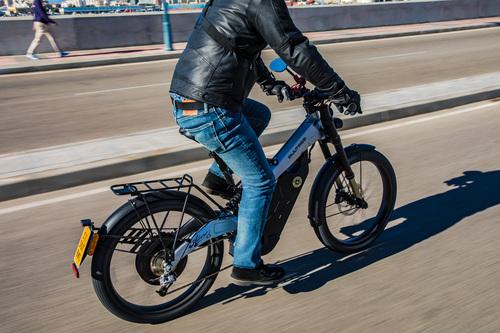 Bultaco Albèro. Mezza moto, mezza bici, totalmente divertente (9)
