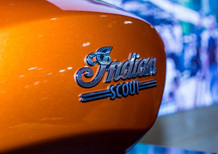 Indian protagonista all'area Custom di Motor Bike Expo