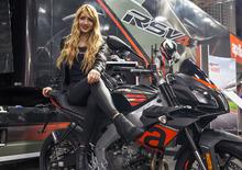 Aprilia e Moto Guzzi espongono a Motor Bike Expo i modelli 2018