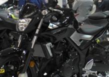EICMA 2015: il video della Yamaha MT-03
