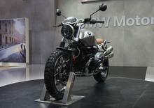EICMA 2015: BMW R nineT Scrambler