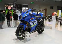 EICMA 2015: Suzuki GSX-R 1000 Concept