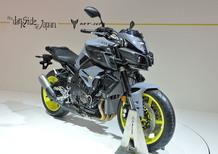 EICMA 2015: Yamaha MT-10