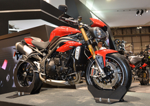 EICMA 2015: Triumph Speed Triple S