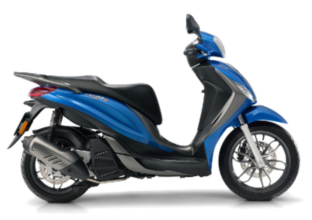 Piaggio Medley i-get 125 ABS (2016 - 19) (2)