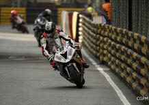 Macau Grand Prix 2015: vince Peter Hickman