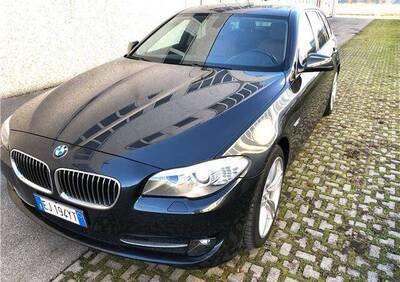 BMW Serie 5 Touring 530d  Futura del 2011 usata a Bergamo