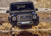 Mercedes Classe G, si parte da 115.000 euro