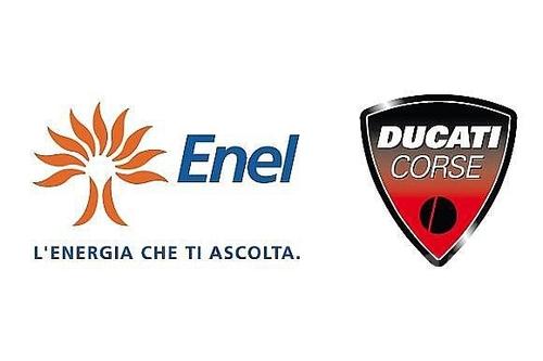 Ducati ha stretto un accordo biennale con Enel