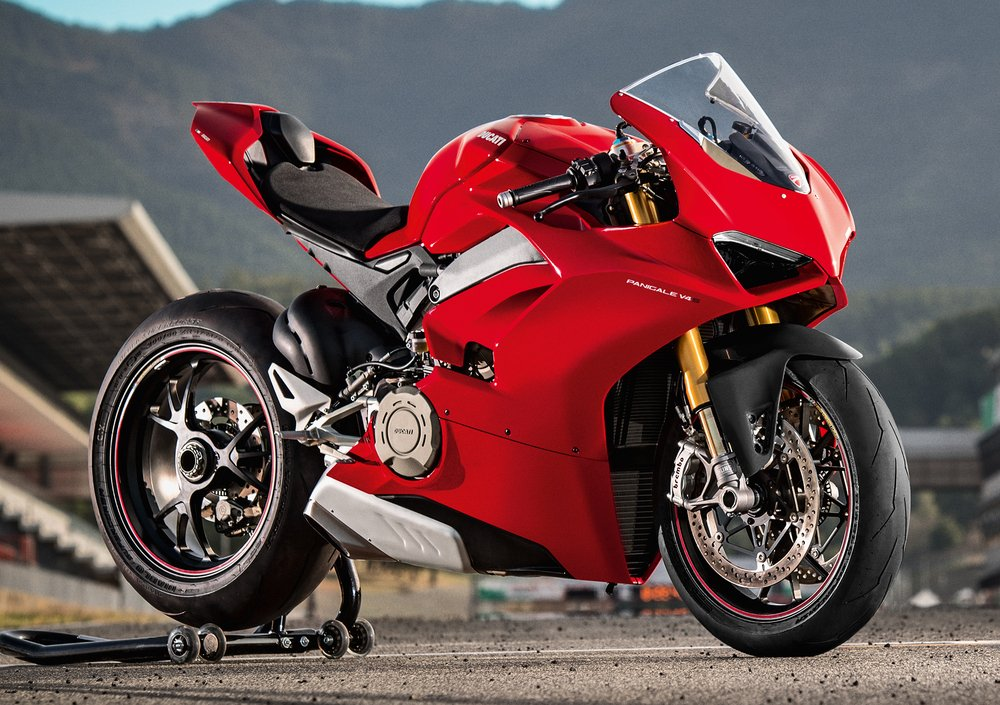 Ducati Panigale V4 S 1100 (2018 - 19)