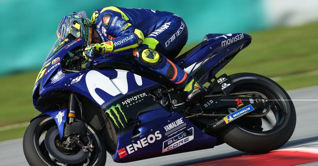 "MotoGP 2018. Rossi: ""Tutto mi viene facile"""