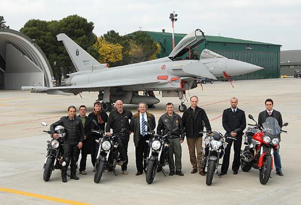 Il Gruppo Piaggio e l'Eurofighter