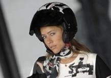 Asha vive a Barcellona, ma adora - e guida - moto italiane