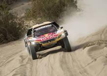 Dakar 2018. E chi se non Peugeot?