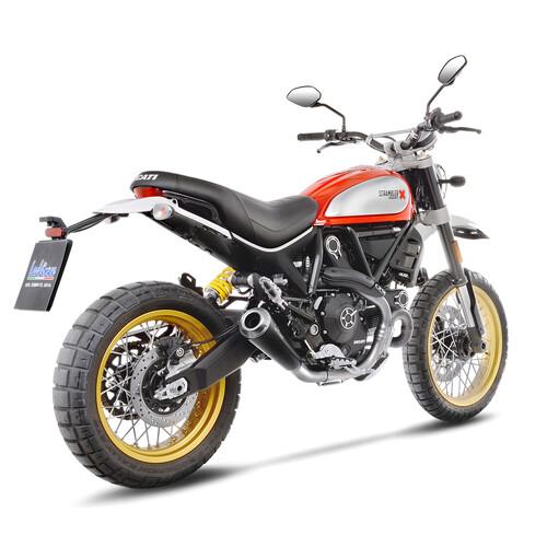 LeoVince per la Ducati Scrambler Desert Sled (4)