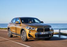 BMW X2: stile giovane e dimensioni compatte [Video Primo Test]