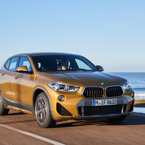 Bmw X2 Sport: BMW X2: Stile Giovane E Dimensioni Compatte [Video Primo