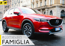 Mazda CX-5, Come va in... Famiglia [video]