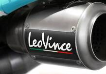 LeoVince e Leopard Racing insieme per il 2018