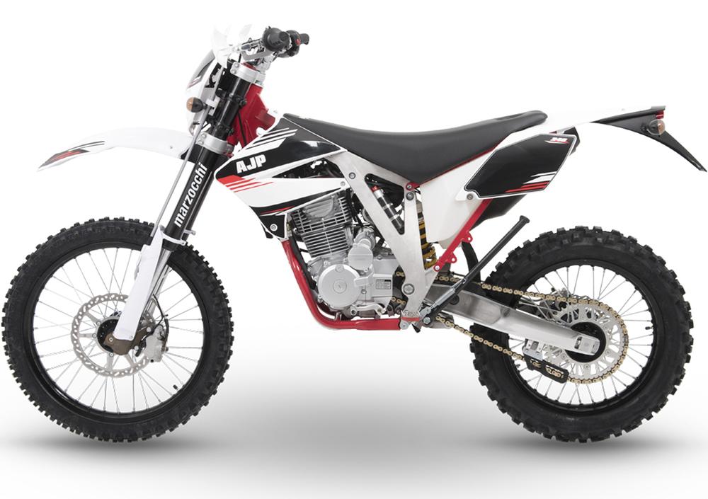 AJP PR4 240 ENDURO PRO - Motorcycle Sales - East African