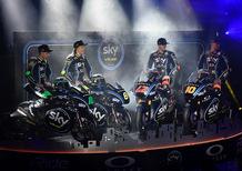 Presentato il team Sky Racing VR46 2018
