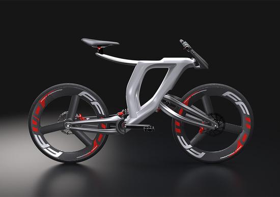 Furia, un concept per portare l'innovazione sulle due ruote