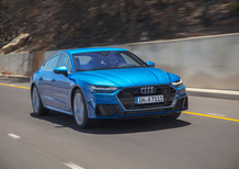 "Audi A7 Sportback, interni da A8 e coda Star Trek ""inspired"" [Video]"