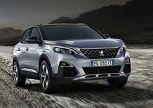 Peugeot 3008 SUV my2019 in promo a 249 € / mese