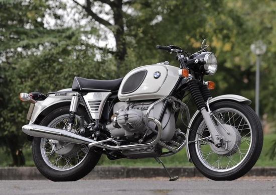 Restaurando, puntata 18: BMW R 75/5 1972