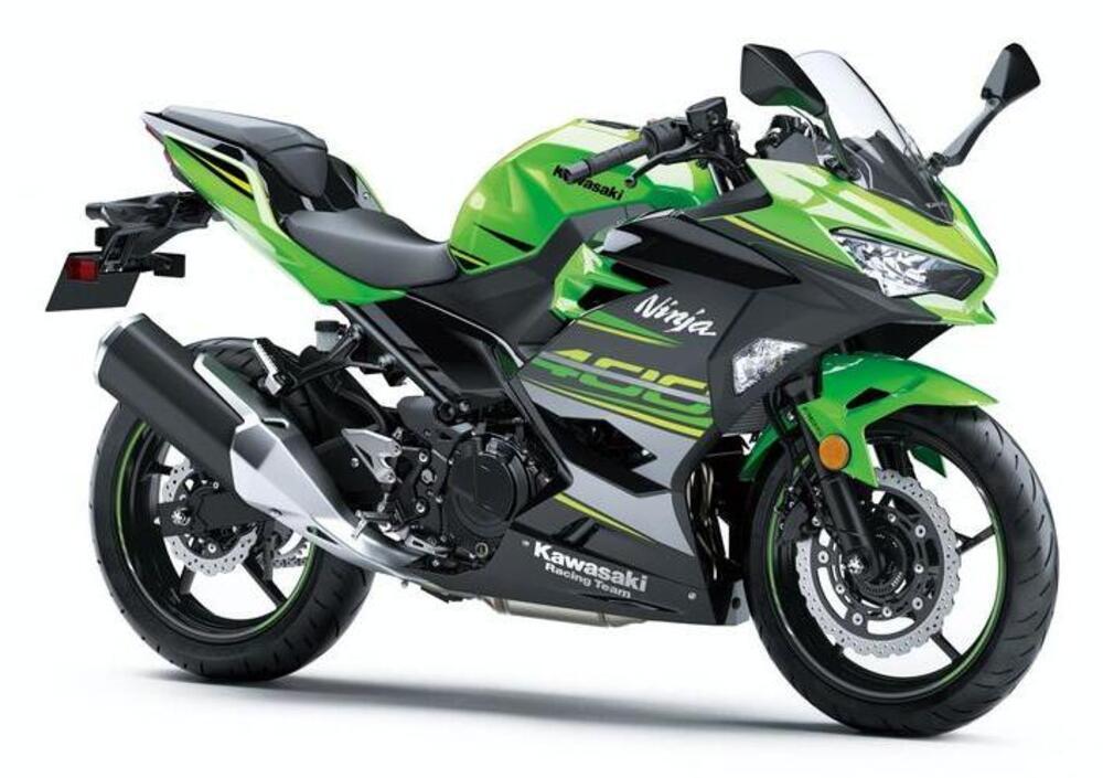 Kawasaki Ninja 400 KRT (2018)