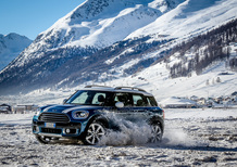 Mini Countryman All4, il 4x4 on demand per divertirsi con stile [Video]