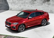 BMW X4, è già seconda generazione