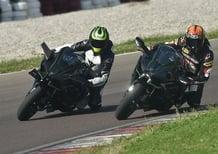 Kawasaki Ninja H2 & H2R