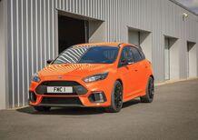 Ford Focus RS Heritage Edition: 50 esemplari speciali da 375 CV