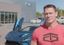 John Cena si difende da Ford, nessuna restrizione per vendere la GT