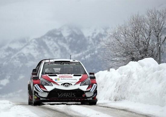 WRC18 Svezia. Dicono Latvala e Toyota