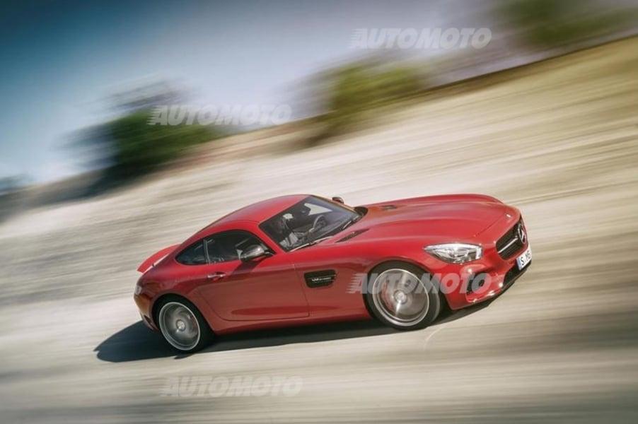 Mercedes-Benz AMG GT (2014->>) (4)