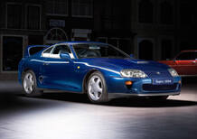 Toyota Supra, la GT diventata leggenda