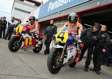 Thanks day Honda: Marquez e Pedrosa in Giappone (gallery)