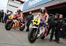 Thanks day Honda: Marquez e Pedrosa in Giappone (gallery)